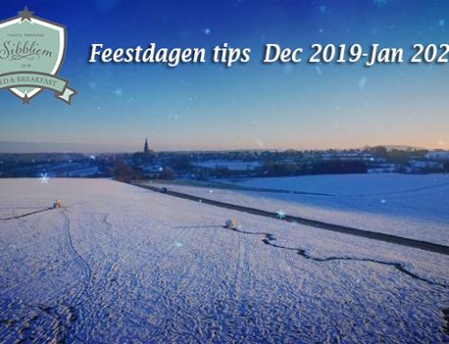 Feestdagen tips  Dec 2019-Jan 2020
