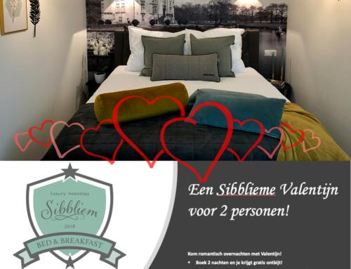 Een Sibblieme Valentijn voor 2 personen